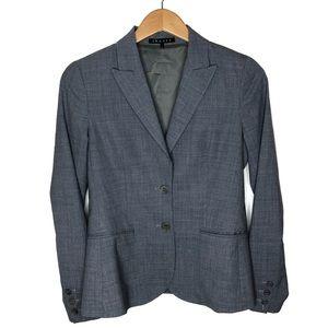 Theory Two Button Blazer Jacket